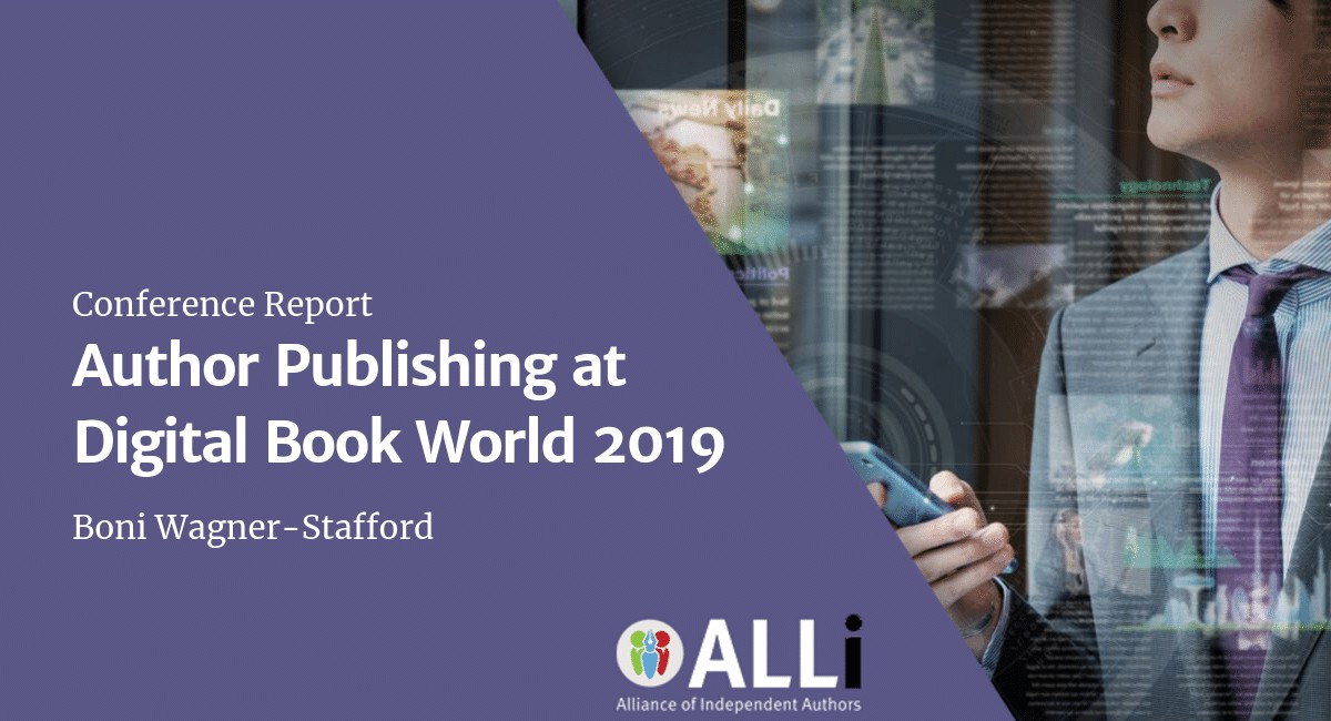 Conference Report: Author Publishing & DBW 2019
