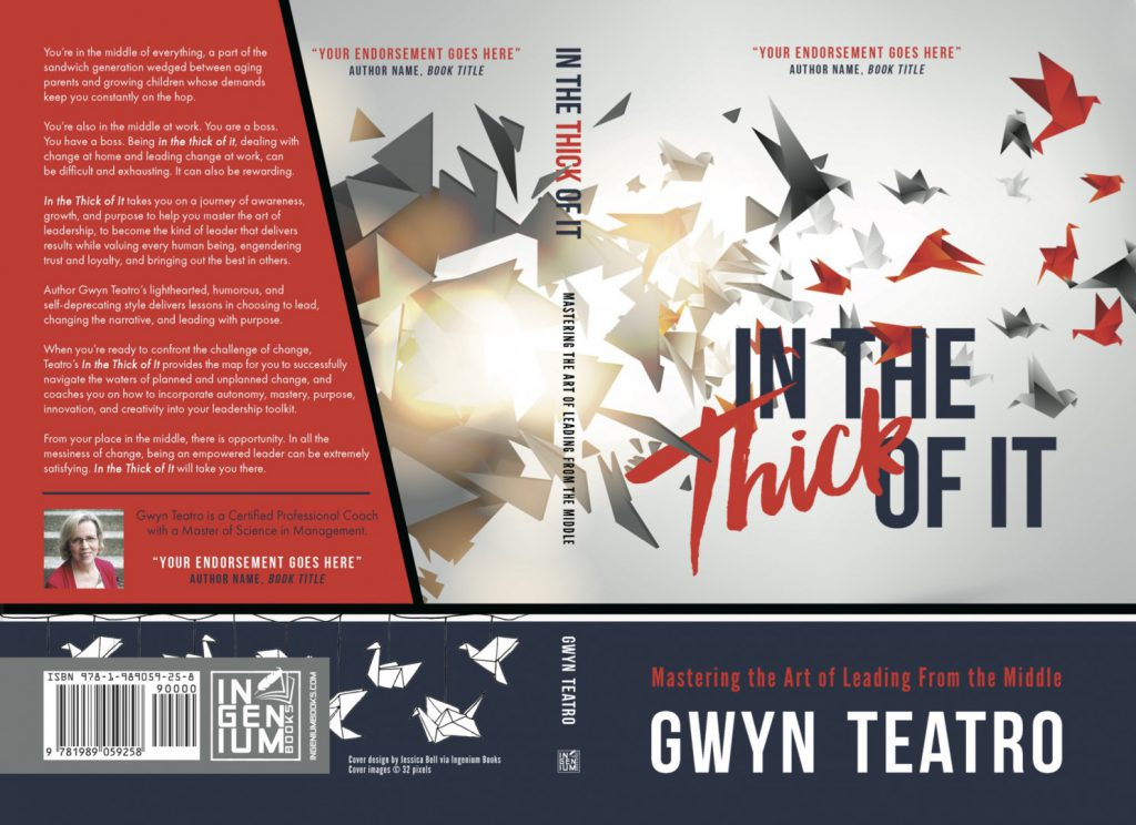 In The Thick of It Book Cover