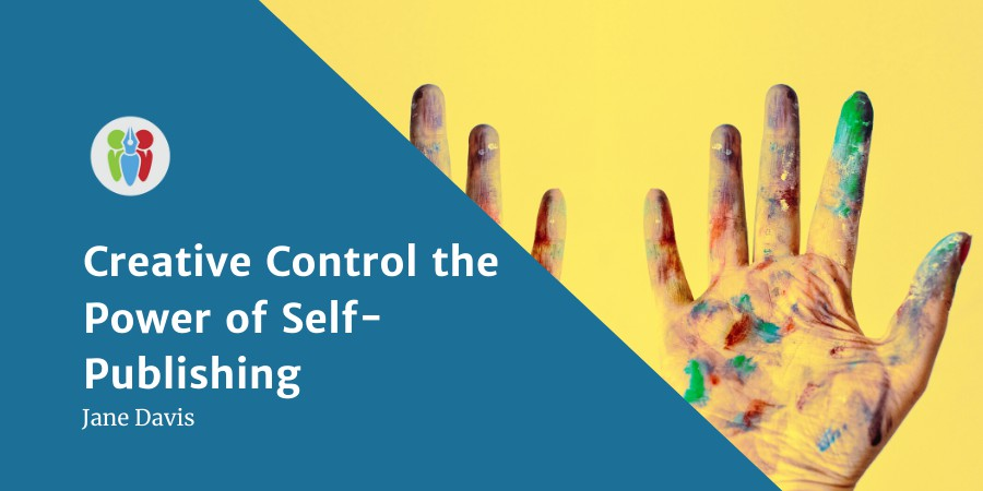 Creative Control The Power Of Self-Publishing