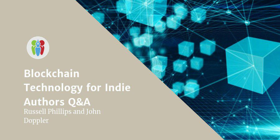 Blockchain Technology For Indie Authors Q&A