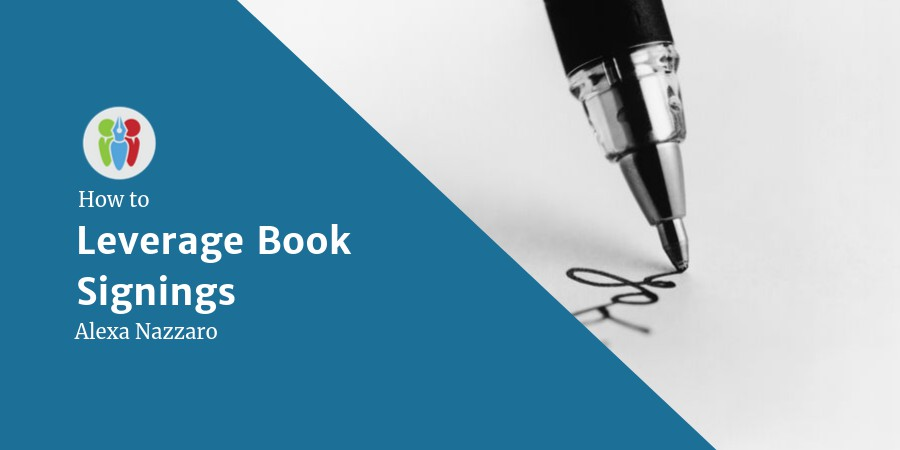 How To Leverage Book Signings