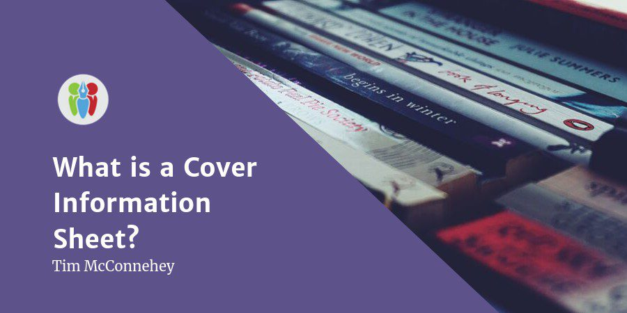 What Is A Cover Information Sheet?