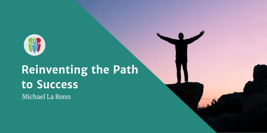 Reinvent The Path To Success