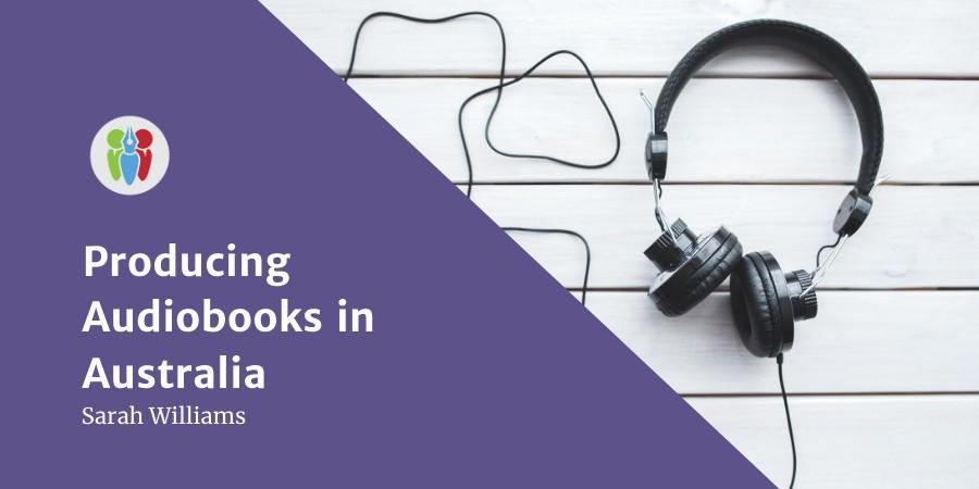 Producing Audiobooks In Australia