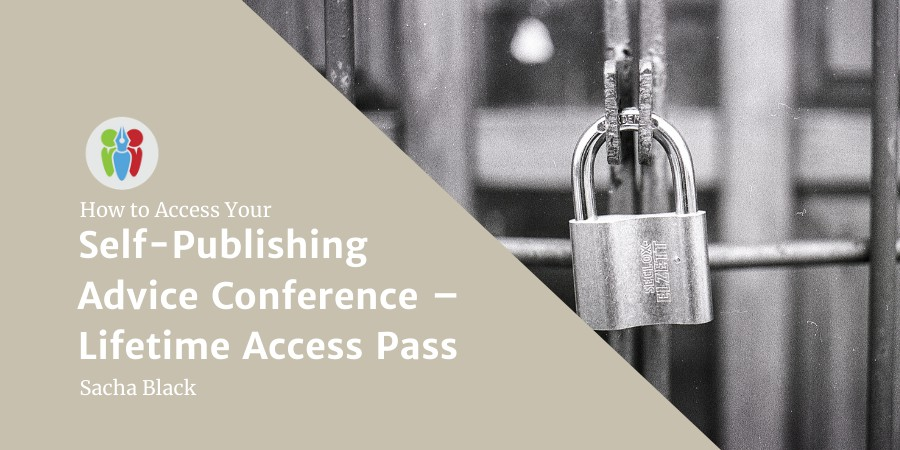 #SelfPubCon: The Self-Publishing Advice Conference Lifetime Access Pass