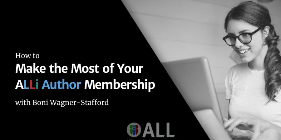 Making The Most Of Your ALLi Author Membership