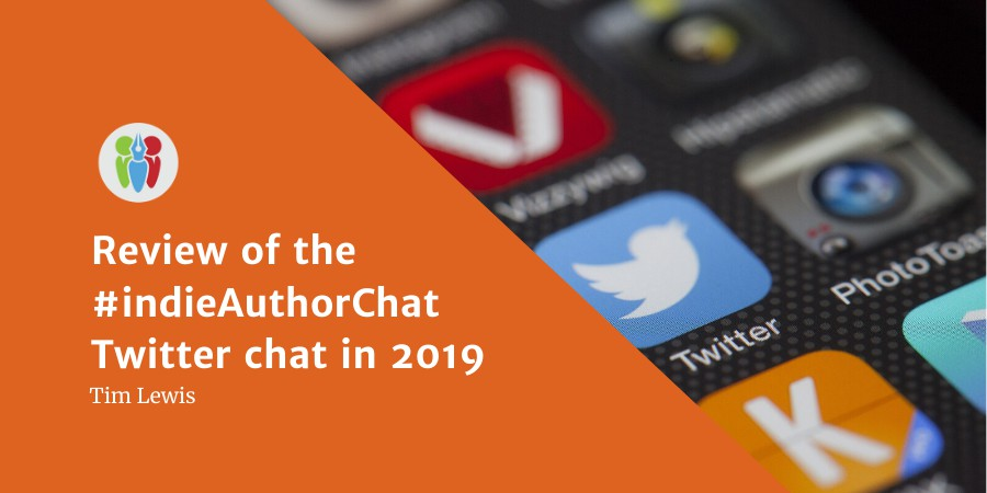 Review Of The #IndieAuthorChat Twitter Chat In 2019