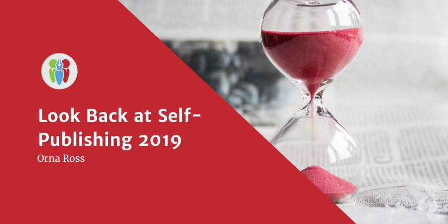 Look Back At Self-Publishing In 2019
