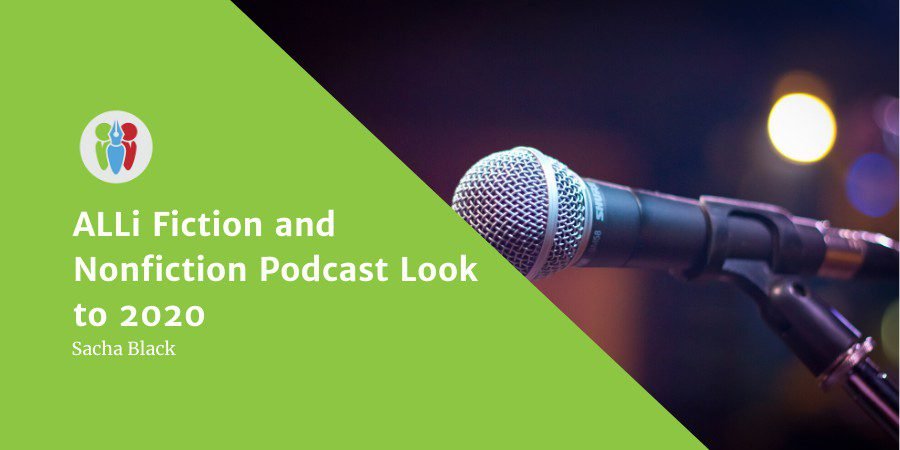 ALLi Fiction And Nonfiction Podcast Look To 2020