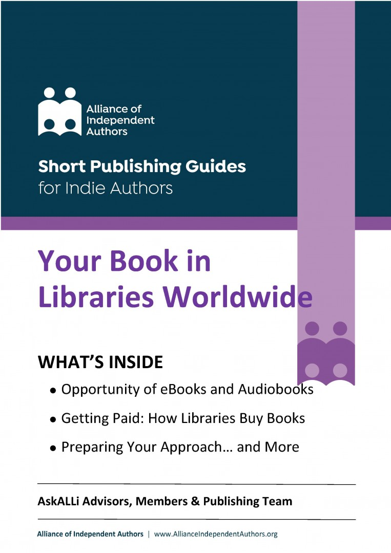 Your Book In Libraries