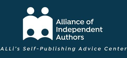Alliance of Independent Authors: Self-Publishing Advice Center