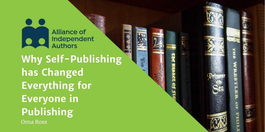 Ain't I An Author? Why Self-publishing Changes Everything For Everyone In Publishing