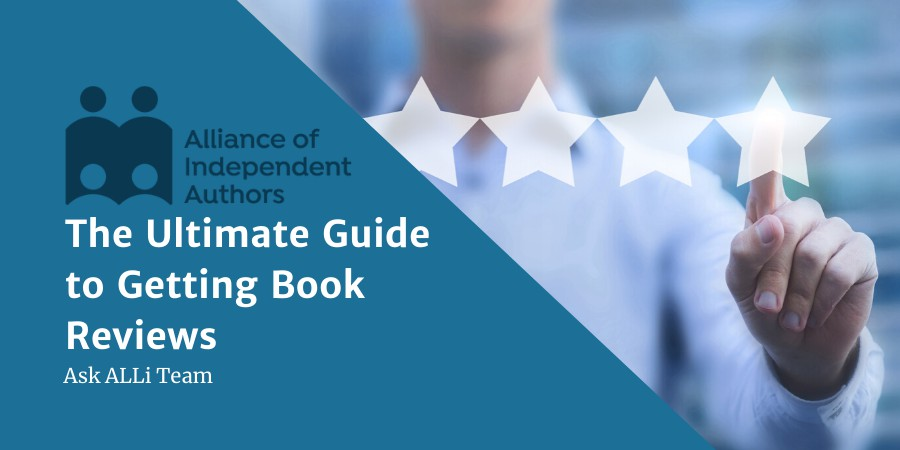 The Ultimate Guide To Getting Book Reviews