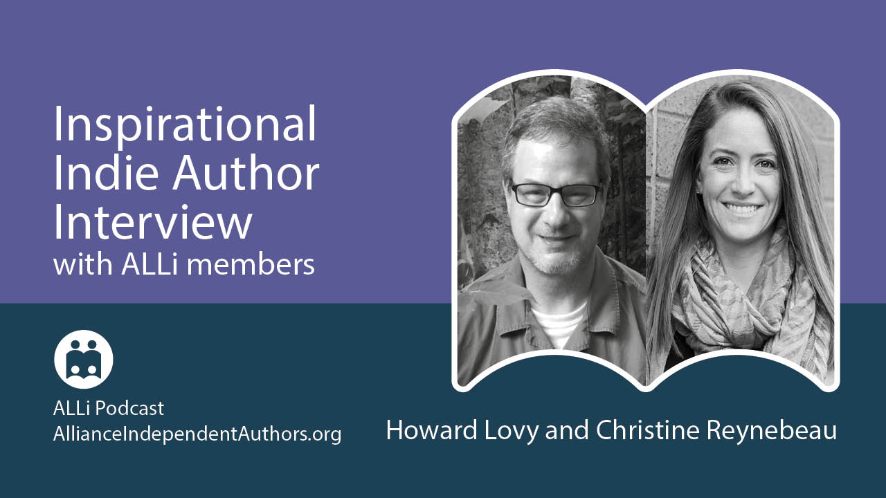 Interview With Christine Reynebeau: Teaching Kids Nontraditional Lessons: Inspirational Indie Authors Podcast