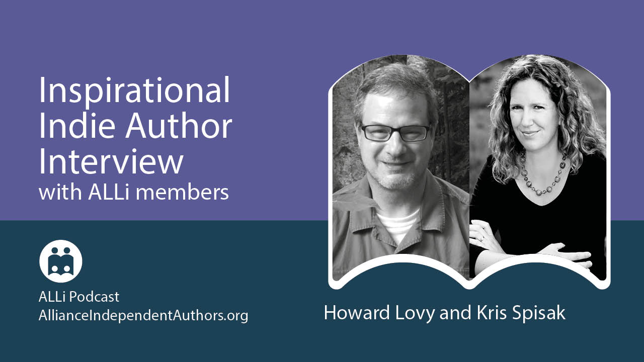 Interview With Kris Spisak—The Grammar Doctor Is In: Inspirational Indie Authors Podcast