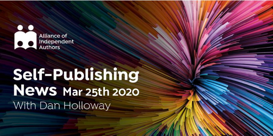 Self-publishing News: Writers Respond To Covid 19
