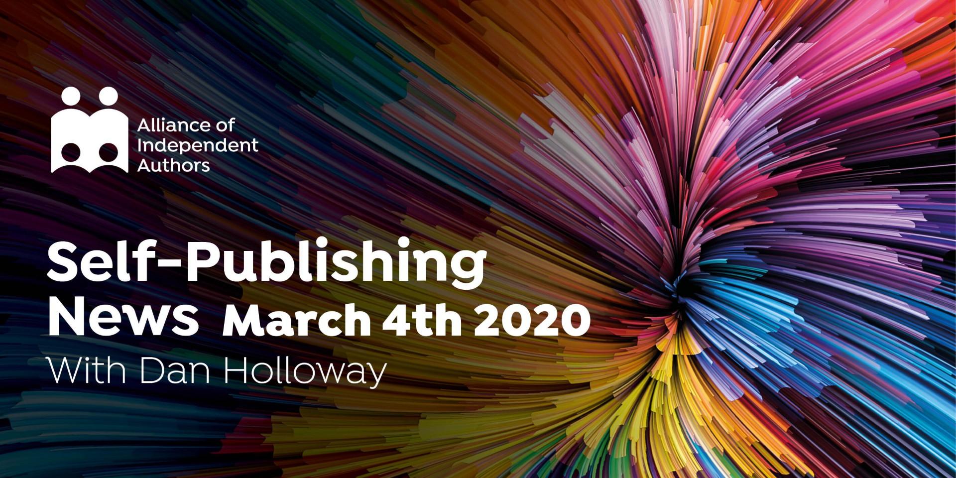 Self-publishing News: Coronavirus And London Book Fair