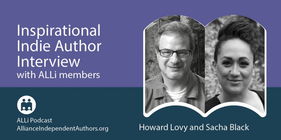 Interview With Sacha Black, Our Expert In Villain-ology: Inspirational Indie Authors Podcast