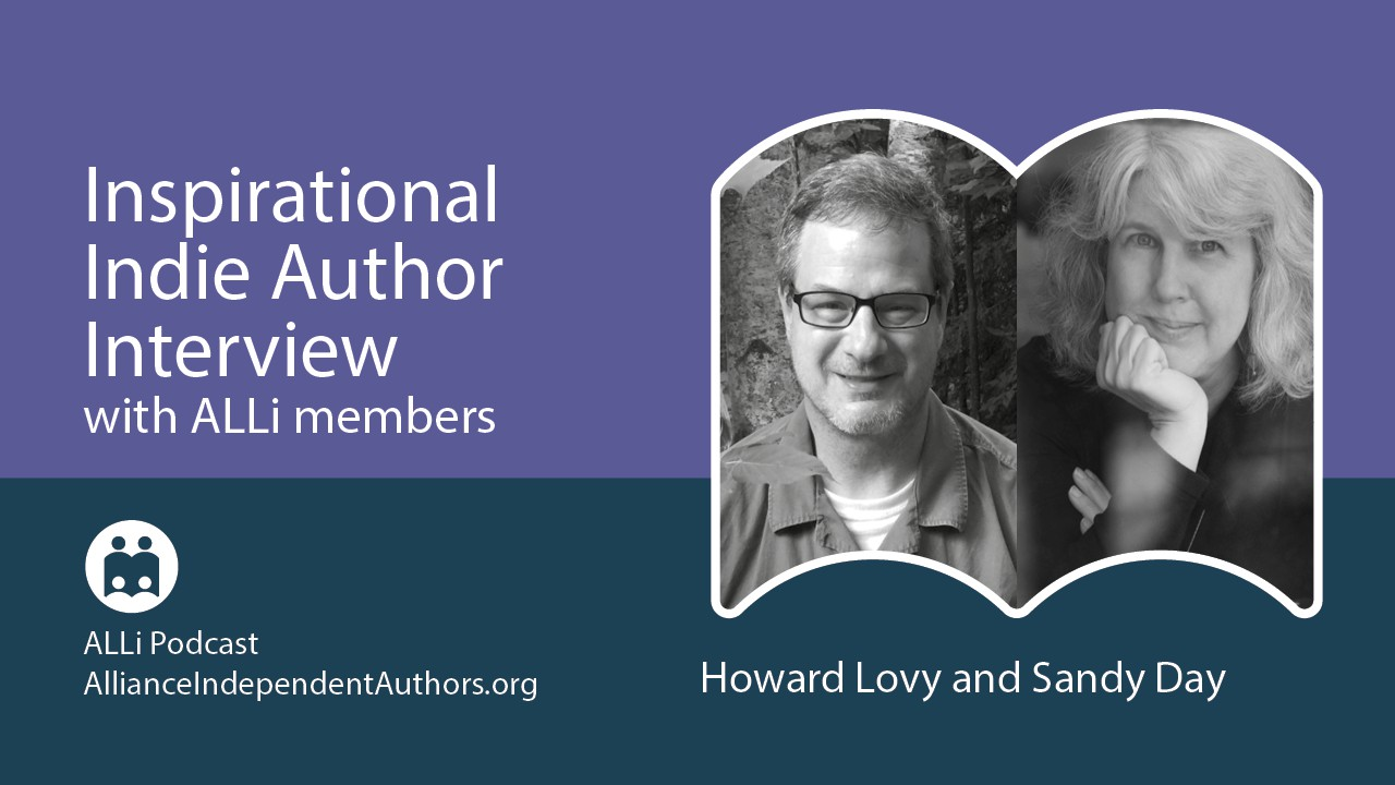 Interview With Sandy Day—An Author's Road To Self-Publishing Success: Inspirational Indie Authors Podcast