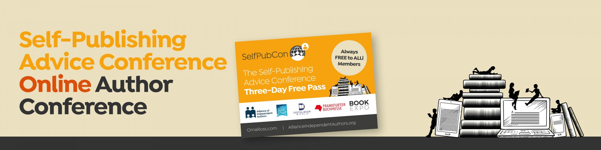 The Self-Publishing Advice Conference: Free For Another 24 Hours