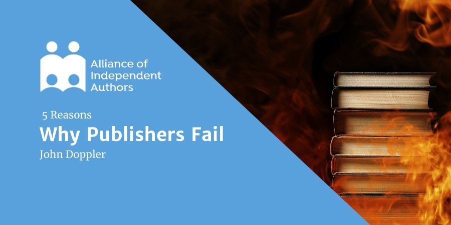 Reasons Why Small Publishers Fail