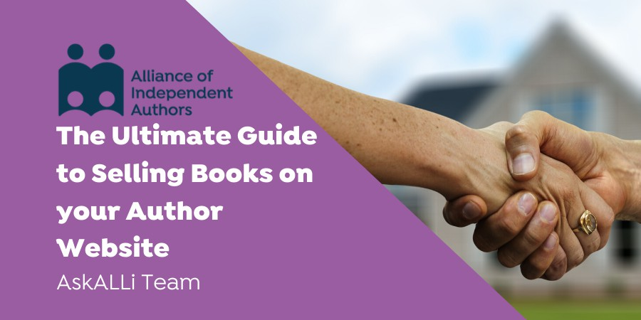 The Ultimate Guide To Selling Books On Your Author Website