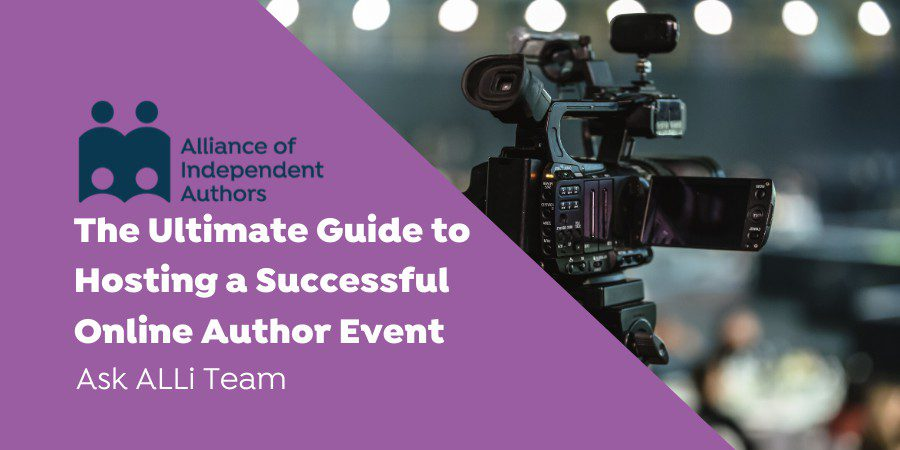 The Ultimate Guide To Hosting A Successful Online Author Event