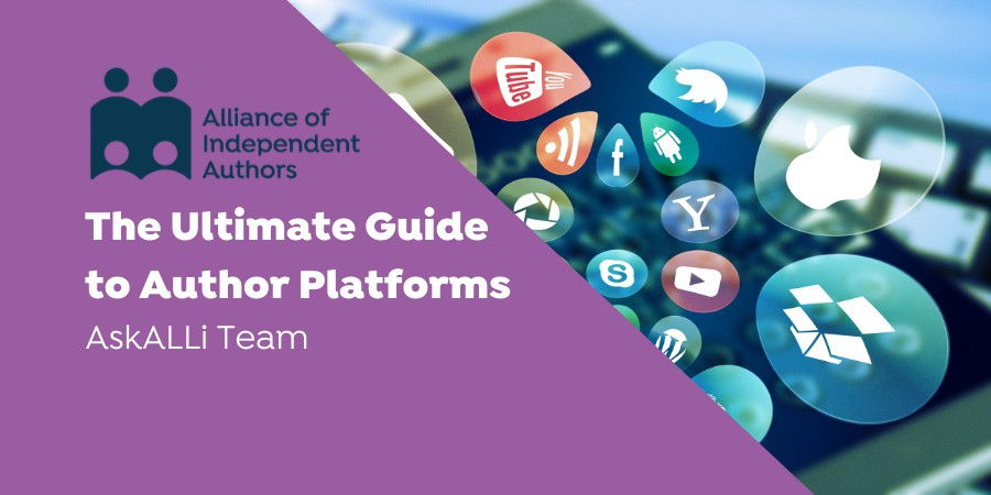 The Ultimate Guide To Building A Solid Author Platform