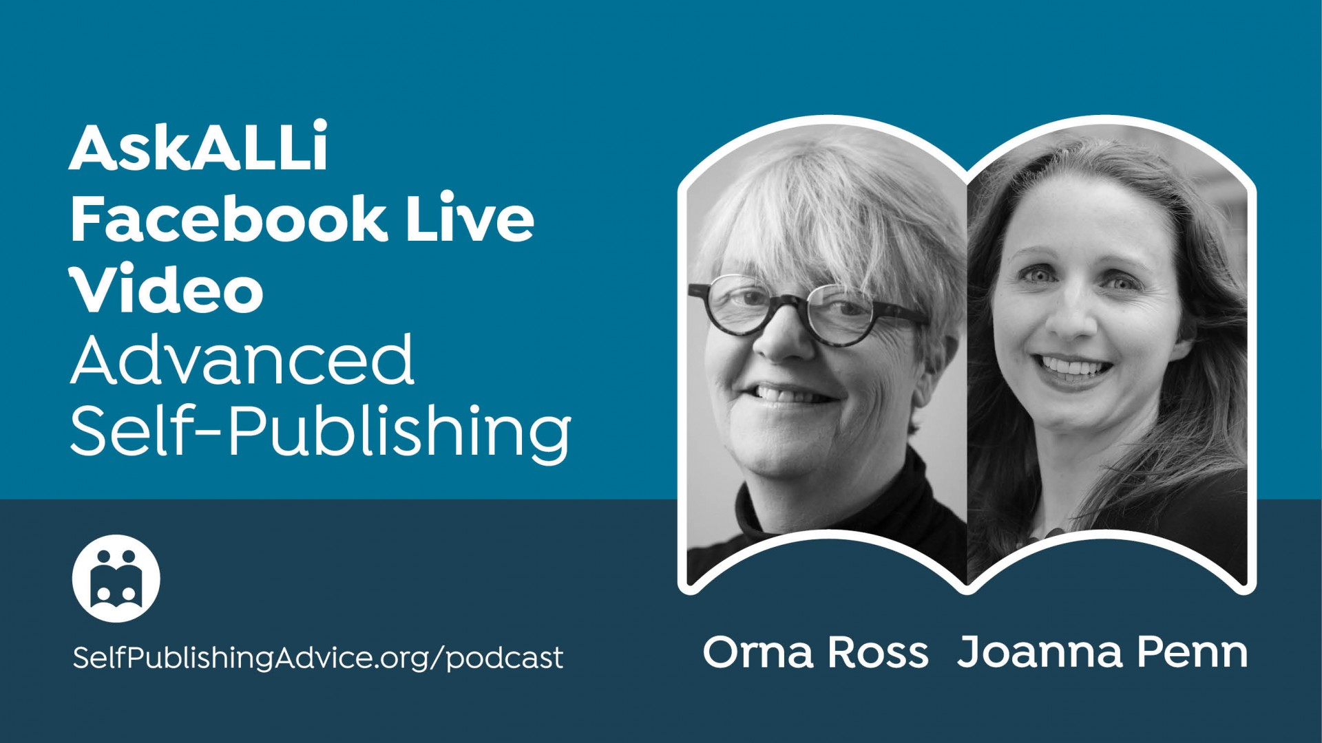 LIVE: How Authors Can Make An Income From 1000 True Fans