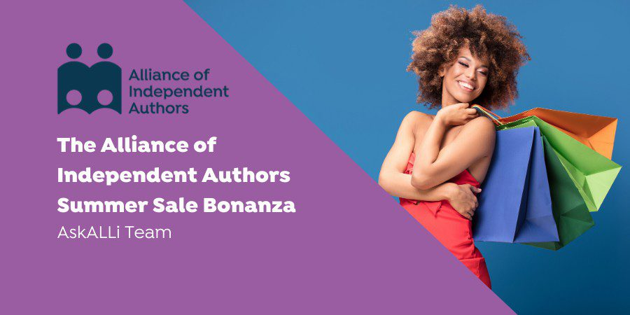 The Alliance Of Independent Authors Summer Sale Bonanza