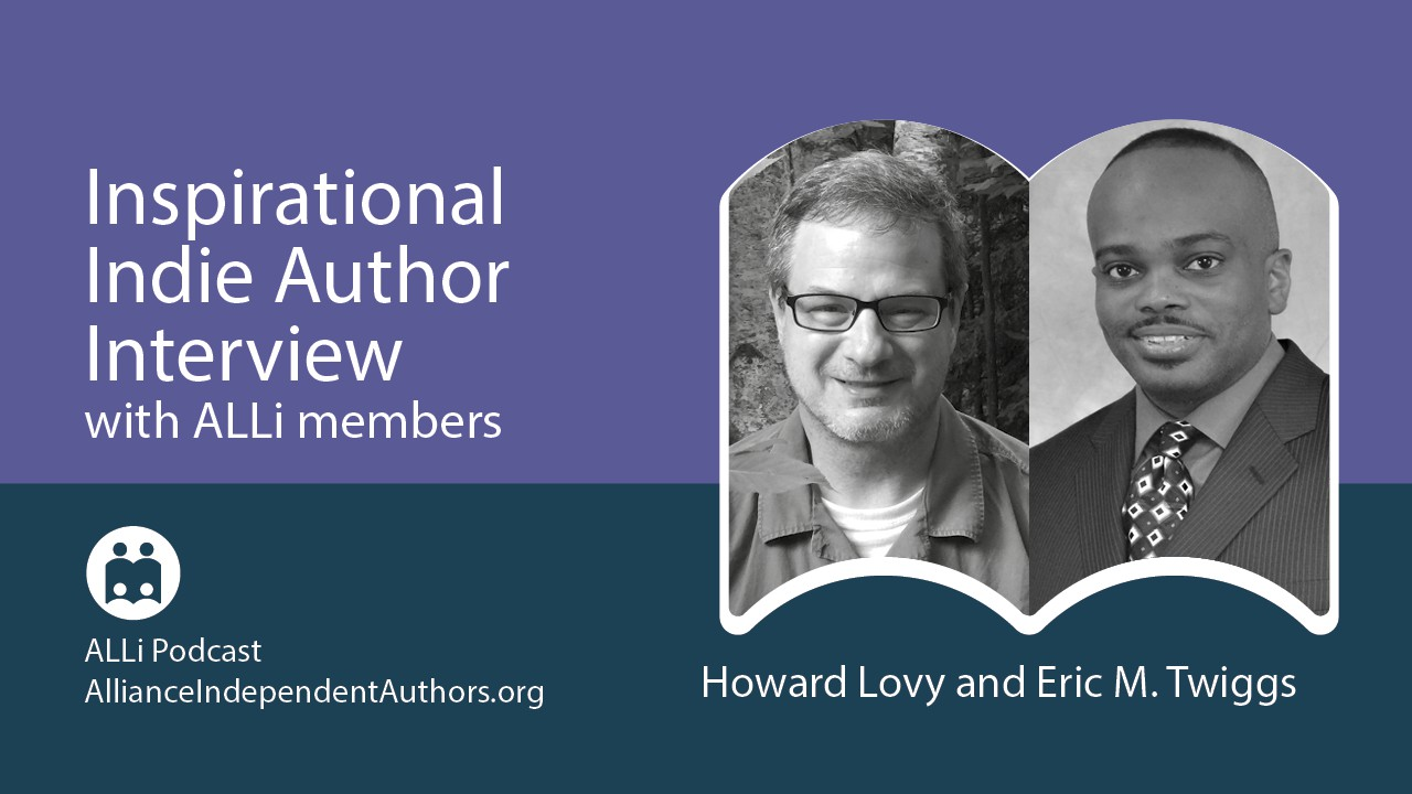 Interview With Eric Twiggs — Procrastination Expert Says There's No Time To Lose: Inspirational Indie Authors Podcast