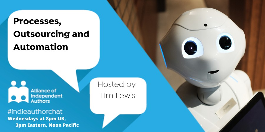 Twitter Chat: Processes, Outsourcing And Automation