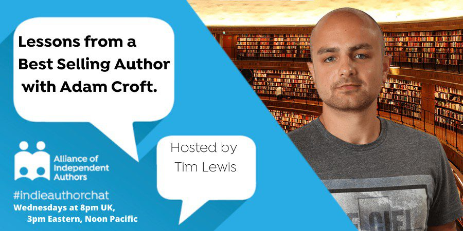 Lessons From A Best Selling Author With Adam Croft
