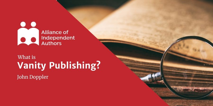 What Is Vanity Publishing Cover Photo