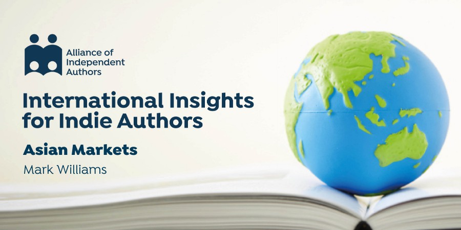 International Insights For Indie Authors: Asian Markets