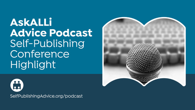 How Good Prose Sells More Books, With Sacha Black: Self-Publishing Conference Highlight