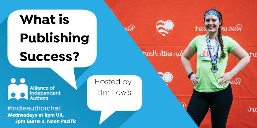TwitterChat: What Is Publishing Success?