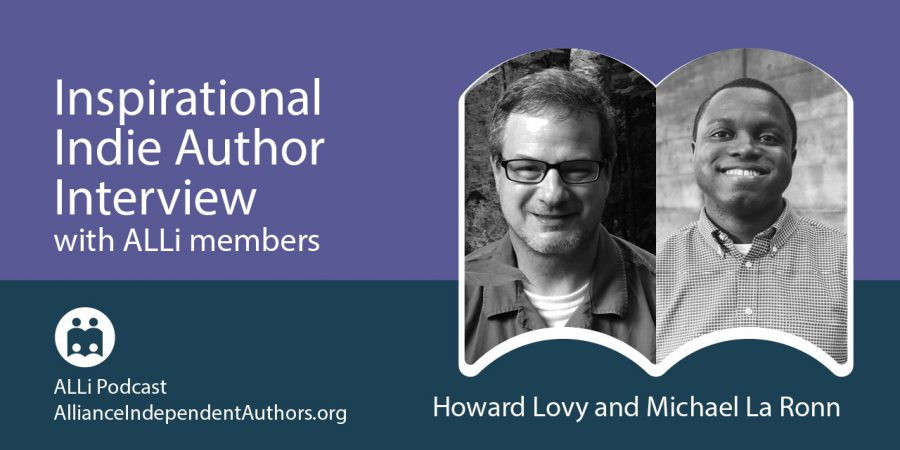 Interview With Michael La Ronn — Black Author Thrives On Crossing Borders, Bringing People Together: Inspirational Indie Authors Podcast