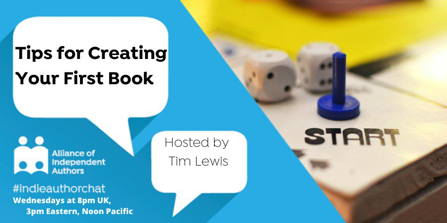 TwitterChat: Tips For Creating Your First Book