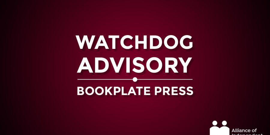 Bookplate Press Dog Ear Publishing