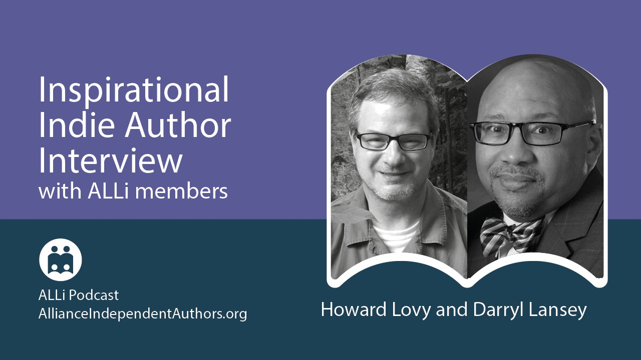 Interview With Darryl Lansey: A Black Man's Journey In The CIA — Inspirational Indie Authors Podcast