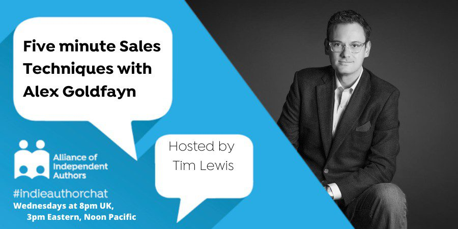 Five Minute Sales Techniques With Alex Goldfayn