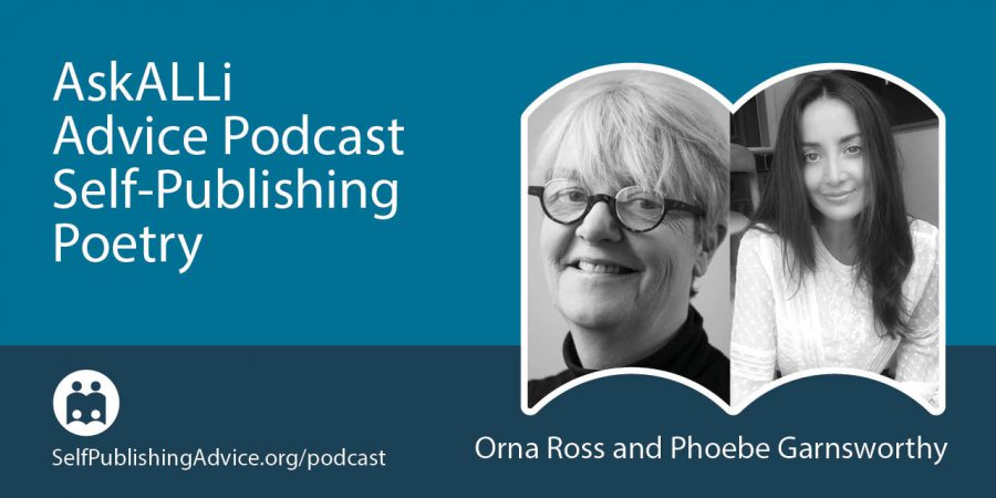 Using Instagram Poetry To Grow Your Audience, With Orna Ross: Self-Publishing Poetry Podcast