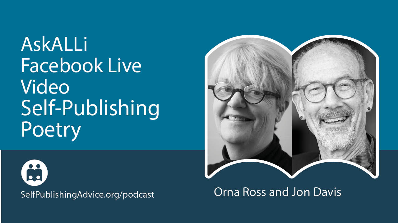 LIVE: How To Work With A Poetry Editor: What Poets Need To Know