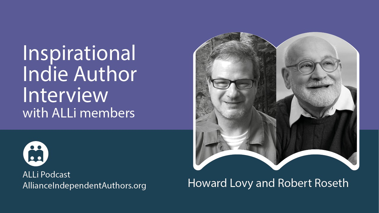 Author Interview With Robert Roseth: Mystery And Satire At University — Inspirational Indie Authors Podcast