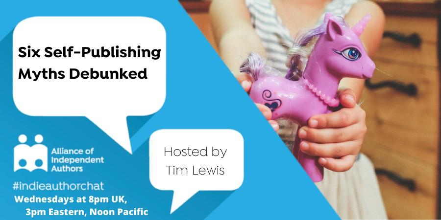 Six Self-Publishing Myths Debunked