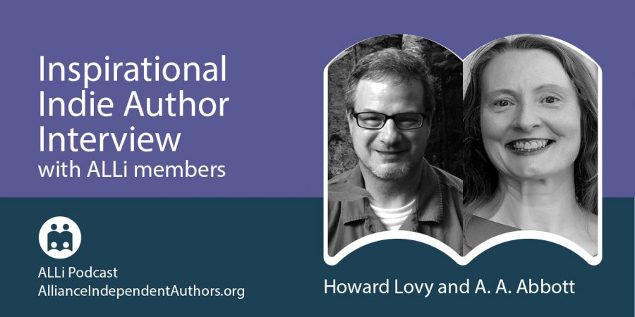 Author Interview With A. A. Abbott: Accountant Turns To A Life Of Crime Thrillers — Inspirational Indie Authors Podcast