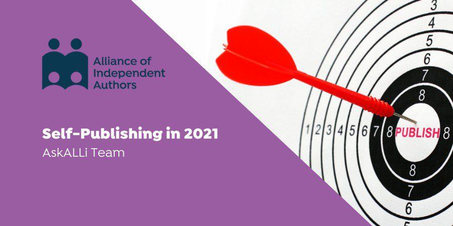 Self-Publishing In 2021