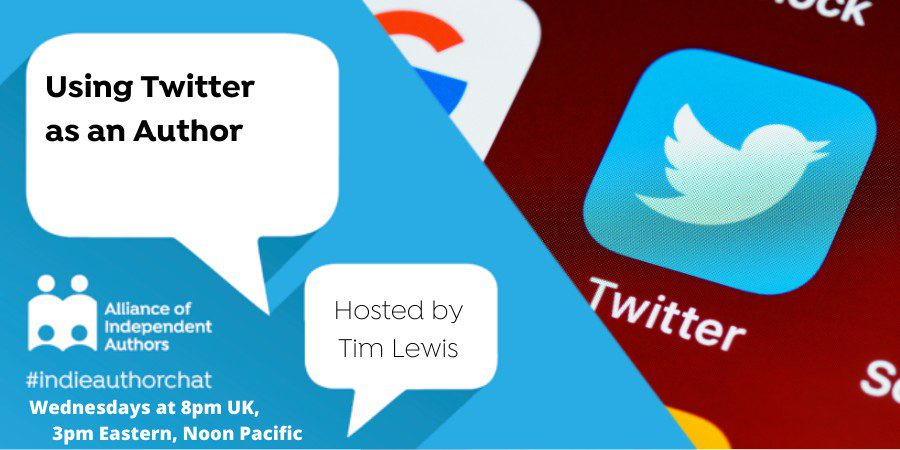 TwitterChat: Using Twitter As An Author