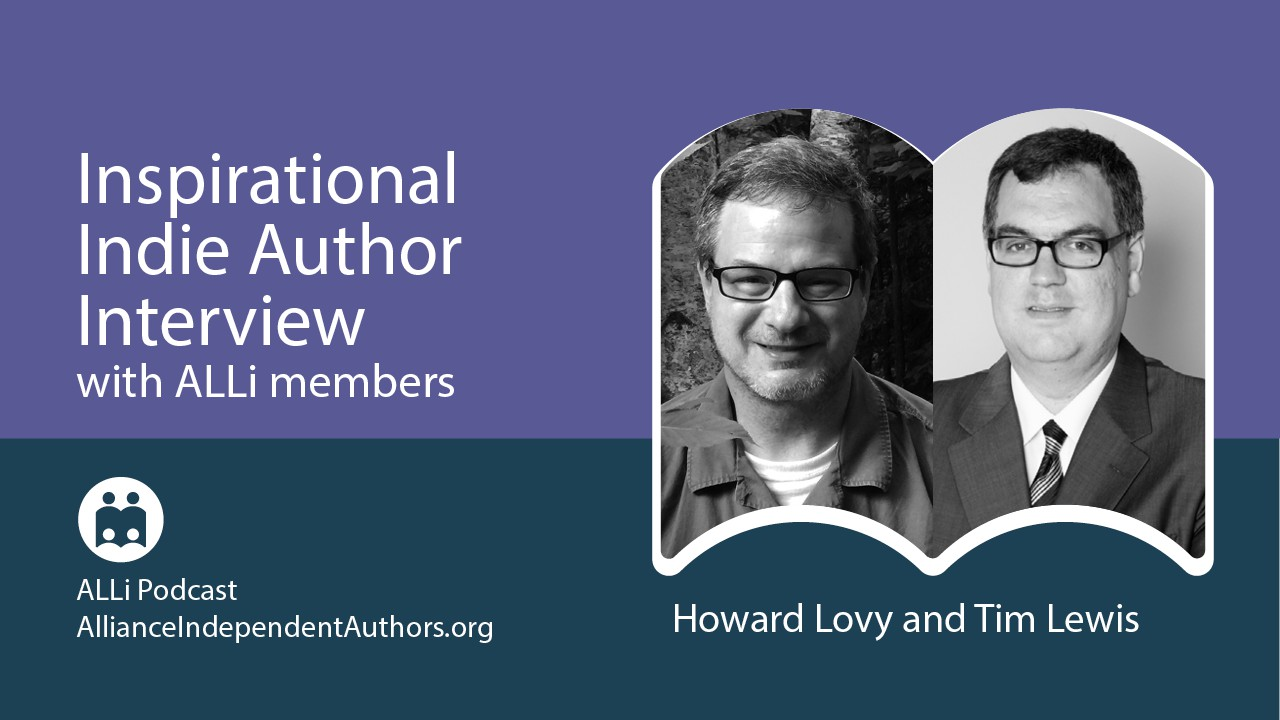 Author Interview With Tim Lewis: #IndieAuthorChat Host Hates To See Writers Ripped Off — Inspirational Indie Authors Podcast
